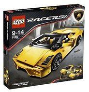 Set 8169 - Racers: Lamborghini Gallardo LP 560-4- Nieuw
