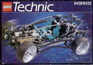 Set 8426 BOUWBESCHRIJVING- Turbo Command Technic Pneumatica gebruikt loc