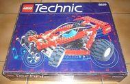 Set 8829 - Technic: Dune Blaster- Nieuw