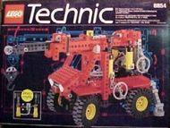 Set 8854 - Technic: Power Crane- Nieuw