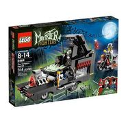 Set 9464 - Monster Fighters: The Vampyre Hearse- Nieuw