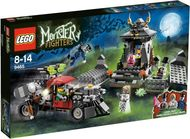 Set 9465 - Monster Fighters: The Zombies- Nieuw