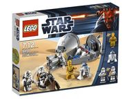 Set 9490 - Star Wars: Droid Escape- Nieuw