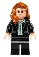 sh225 Lois Lane, zwart pak NIEUW *0M0000