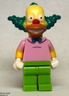 sim014 Krusty the Clown NIEUW *0M0000
