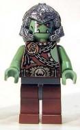 cas368G Fantasy Era -Troll Warrior 3 (Orc) gebruikt loc