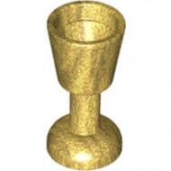 2343-115 Bokaal goud, parel NIEUW *0L0000