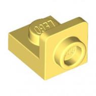 36840-103 Verbindingsplaat 1x1- 1x1 OMGEKEERD geel, lichthelder NIEUW *1L0000