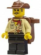 adv041G Johnny Thunder (Desert) met Backpack gebruikt loc