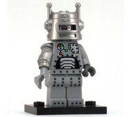 col01-7 Robot met voetstuk NIEUW *0M0000