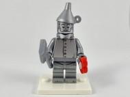 coltlm2-19 Tin Man met zilveren bijl en klok NIEUW *0M0000