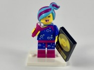 coltlm2-9 Flashback Lucy, met gouden plaat en standaard NIEUW *0M0000