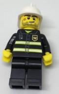 cty0531G Brandweerman gebruikt *0M0000