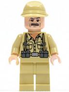 iaj004 Indiana Jones- Duitse soldaat 2 NIEUW *0M0000