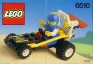 INS6510-G 6510 BOUWBESCHRIJVING- Mud Racer gebruikt *LOC M2