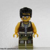 mof015 Monsters: Frank Rock NIEUW *0M0000