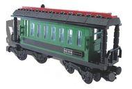 Set 10015 - Treinen: Passenger Wagon- NIEUW