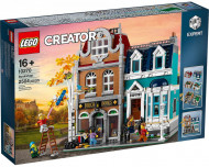Set 10270-GB Book Shop gebruikt deels gebouwd *B036