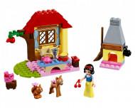 Set 10738 Snow White's Forest Cottage NIEUW