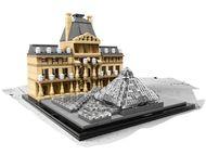 Set 21024 - Architecture: Louvre- Nieuw