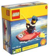 Set 2536 - Town: Divers Jet Ski- Nieuw