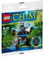 Set 30262 - Legends of Chima: Gorzan's Walker  (polybag)- Nieuw