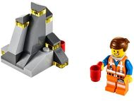 Set 30280 - The Lego Movie: The Piece of Resistance (polybag)- Nieuw