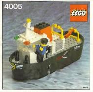Set 4005 BESCHRIJVING- Sleepboot gebruikt loc LOC M1