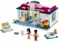 Set 41007-G - Friends: Heartlake Pet Salon D/H/97%)- gebruikt