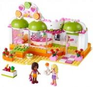 Set 41035-G - Friends: Heartlake Juice Bar D/H/97%- gebruikt