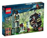 Set 4183 - Pirates of the Caribbean: The Mill- Nieuw