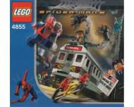 Set 4855 Spider-Mans Train Rescue NIEUW