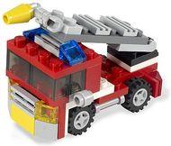 Set 6911-G - Creator: Mini Fire Rescue- gebruikt