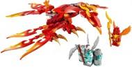 Set 70221 - Legends of Chima: Flinx's Ultimate Phoenix zonder doos- gebruikt