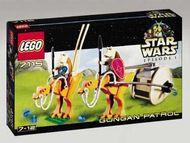 Set 7115 - Star Wars: Gungan Patrol- Nieuw