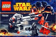 Set 75034 - Star Wars: Death Star Troopers- Nieuw