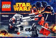 Set 75034 - Star Wars: Death Star Troopers- Nieuw