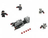 Set 75207-GB Imperial Patrol Battle Pack gebruikt deels gebouwd *B036