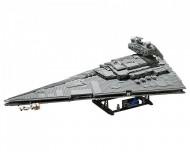 Set 75252-GB Imperial Star Destroyer gebruikt deels gebouwd *B036