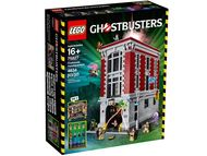 Set 75827 - Ghostbusters: Firehouse Headquarters- Nieuw