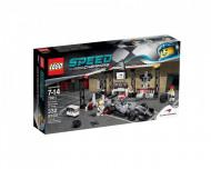 Set 75911 McLaren Mercedes Pit Stop NIEUW