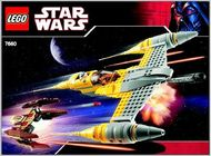 Set 7660 - Star Wars  Naboo N-1 Starfighter and vulture droid- Nieuw