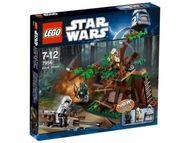 Set 7956 - Star Wars: Ewock Attack- Nieuw