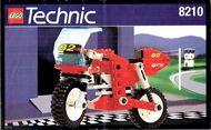 Set 8210 - Technic: Nitro G TX Bike- Nieuw