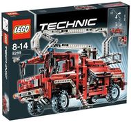 Set 8289 - Technic: Fire Truck- Nieuw