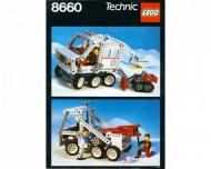 Set 8660 Arctic Rescue Unit NIEUW
