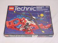 Set 8856 - Technic: Whirlwind Rescue- Nieuw