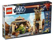 Set 9516 - Star Wars: Jabba's Palace- Nieuw