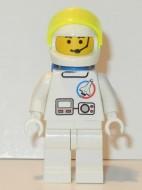 splc007G LAUNCH COMMAND- Astronaut blauwe luchttanks gebruikt *0M0000