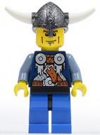 vik009G Vikingen- strijder gebruikt loc